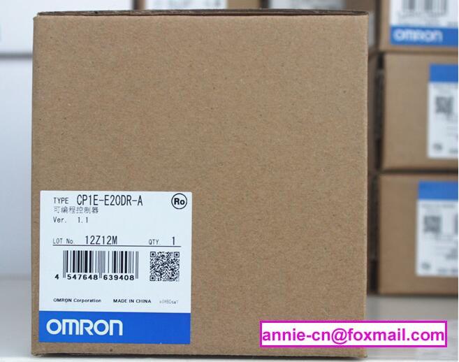 CP1E-E20DR-A  New and original  OMRON PLC CONTROLLER
