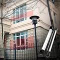 2 IR Barrera de Rayos Infrarrojos Detector de 20 Metros Para El Hogar patio Puerta de la puerta del Sistema de Alarma 433 MHz, funciona con GSM PSTN Alarma sistema