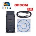OP COM OPCOM OPEL V1.59 с PIC18F458 OP-COM obd2 opel сканер Micro chip диагностический v2012 более стабильным, чем v1.45