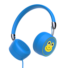 3.5mm Wired Stereo Over Ear Headband Hifi Headphone Girl Kids Audio Casque Mp3 player Laptop Music Headset Foldable Big Earphone oyk ok 400 3 5mm wired stereo headband headphone lemon yellow silver