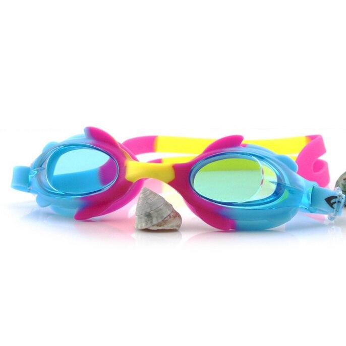 H706 Freies verschiffen 2016 Neue Kinder Schwimmen Brillen Anti fog - Sportbekleidung und Accessoires - Foto 2