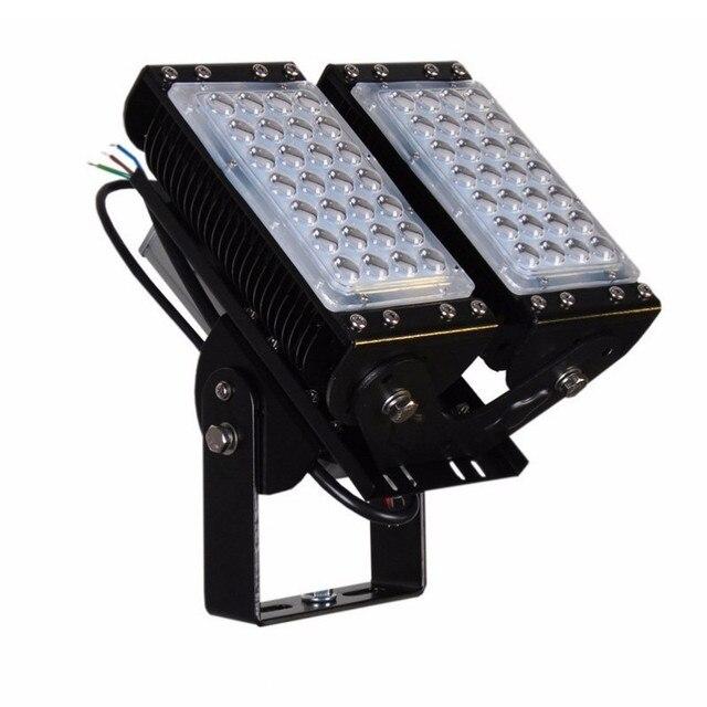100W Led Lamp Outdoor Lighting Floodlights Ip65 Aluminum Flood Light Fitting