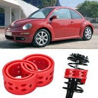 2 adet boyut C ön şok süspansiyon yastık tampon bahar tampon Volkswagen yeni Beetle için