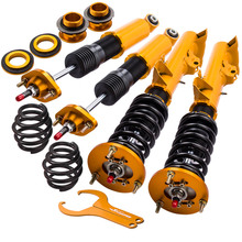 Coilover Strut Shock Absorber for BMW 3 Series E46 Adjustable Damper 320i 323i 328i 330i M3