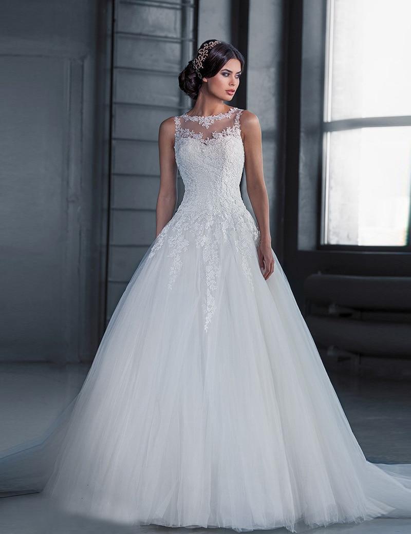 vestidos de novia palacio europeo