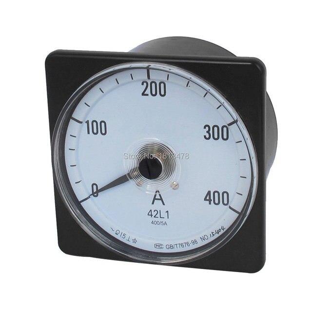 Analog Ac Amp Meter : L ac a analog ammeter analogue panel ampmeter