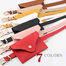 Ladies Envelope Bag Belt