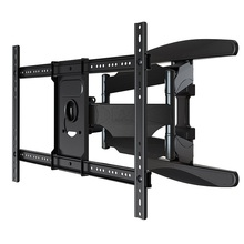 NORTHBAYOU NB P6 40 70 inch Flat Panel LED LCD TV Wall Mount Full Motion 6 Swing Arms Retractable Plasma TV Mount Bracket