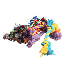 Pets Dogs Durable Braided Bone Rope 15CM