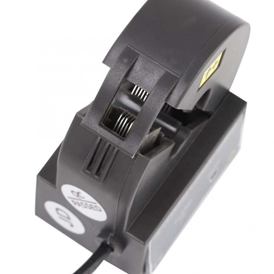 Interrupteur sans fil ETCR010KD ouverture et fermeture capteur de courant continu fuite détective interrupteur tactile