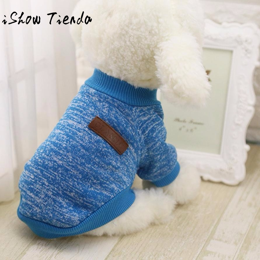 Hot Sale Pet Dog Clothes For Small Dogs Winter Warm Coat Sweater Puppy Chihuahua Cheap Clothing Roupa Para Cachorro #A
