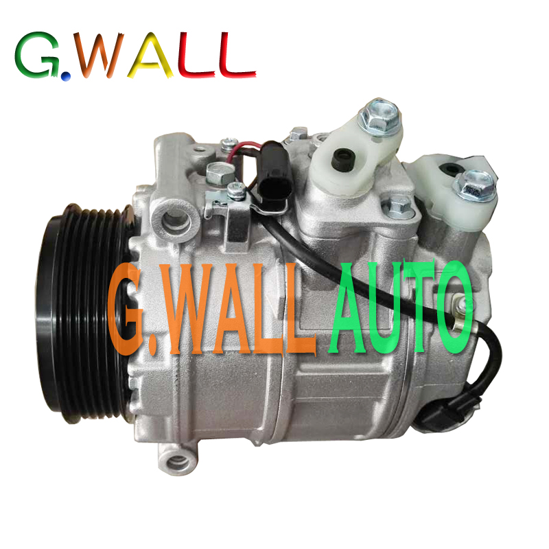 AC Compressor For Car MercedesBenz ML350 GL450 GL550 ML500 ML550 R350 R500 2006-2012 0002301211 000230121160 000230121180