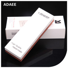 1000 3000 Grit Adaee Double Side Knife Sharpener Suitable For Outdoors Various Tools Sharpening Stone Size 7.1'*2.4'*1