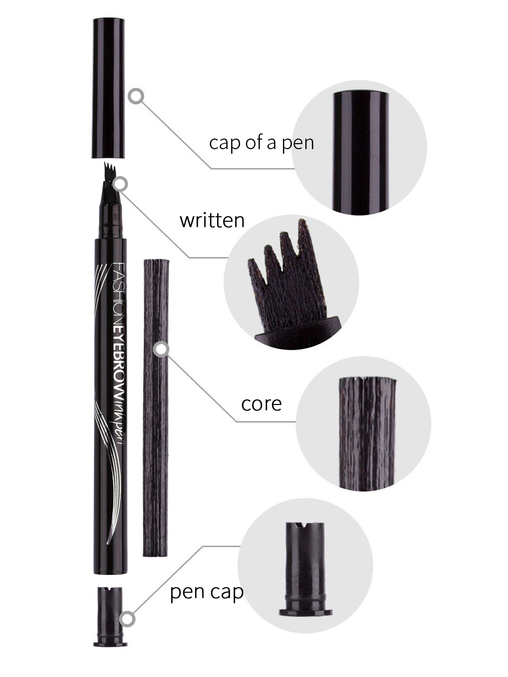 Crayon a sourcils waterproof | oko oko