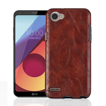 купить For LG Q6 Alpha M700 Case 5.5inch Soft TPU+PU Leather Paste skin Silicone Cover For LG Q6a M700A/N Q6+ Phone Case For LG Q6 Plus дешево
