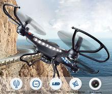 JJRC H8C RC Quadcopter Drone avec Caméra en option HD 2.0 MP 4-CH 2.4 GHz Télécommande Hélicoptère 6-Axis Gyro VS X5c F183 FSWB