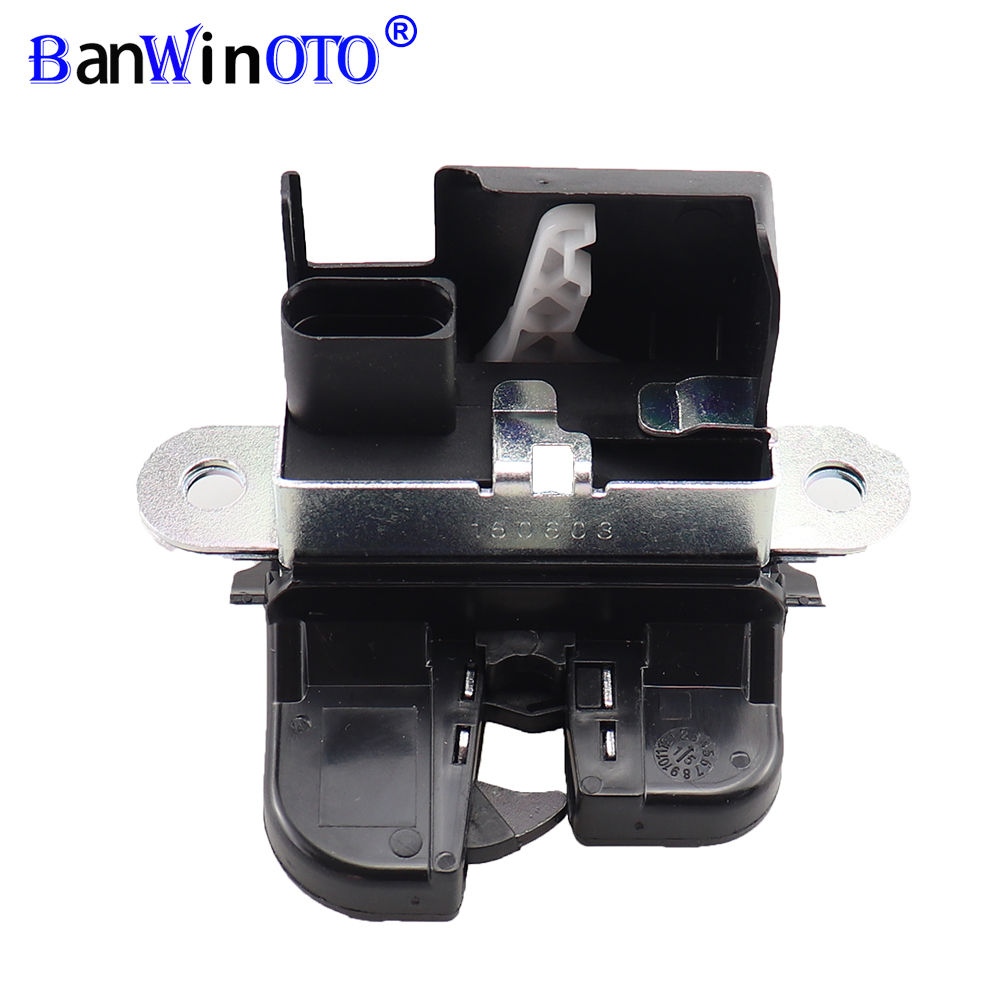 Rear Trunk Latch Actuato Tailgate Central Lock  Fit For VW Tiguan Jetta Sportwagen 5M0827505E 5M0827505E9B9 5ND827505
