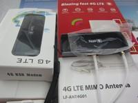 UNLOCKED HUAWEI E392U 12 4G LTE MOBILE BROADBAND MODEM 49dbi TS9 EXTERNAL ANTENNA