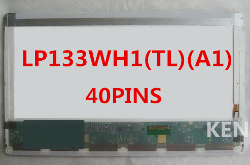 B133XW02 V.0 LP133WH1 TL A1 A2 LTN133AT17 N133B6-L02 B133XW04 13.3 LED