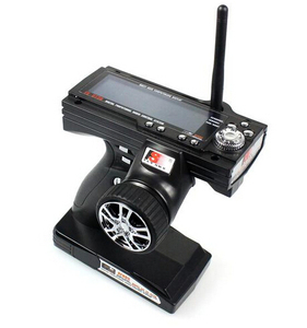 Image 1 - F01815 Flysky FS GT3B FS GT3B 2.4G 3CH Gun Controller Transmitter No receiver , For RC Car Boat