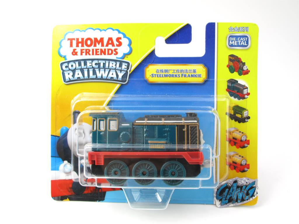 1:64 Diecasts Vehicles Thomas T058N FRANKIE Thomas And Friends Magnetic Tomas Truck Engine Railway Train Toys for Boys NIB