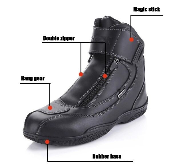 High Quality motorcycle racing boots