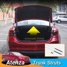 Ремонт задней двери багажника задняя дверь багажника пружинный амортизатор подъемный кронштейн гидравлическая штанга стойки для Mazda 6 azda6 Atenza 2012- GL