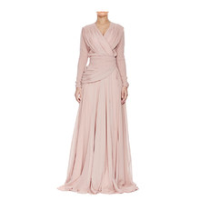 Zahra Evening Gown For Muslim Women Cute Empire Maxi Floor Length Dress  Islamic Wedding Abaya Dubai Abaya Kaftan Plus Size 5xl d9fee7558983