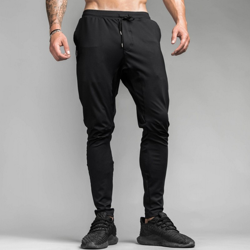 Jogger Pants Men Fitness Bodybuilding Gyms Pants For Runners Brand Clothing Autumn Sweat Trousers Britches