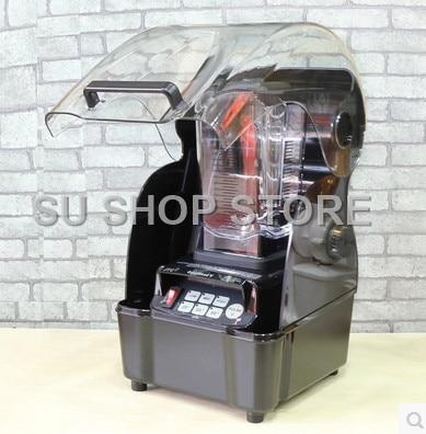 Низкая Шум 3HP JTC Omniblend TM-800AQ (Omni-Q) тихий коммерческий профессиональный Бар коктейль блендер, соковыжималка, миксер со звуком крышка