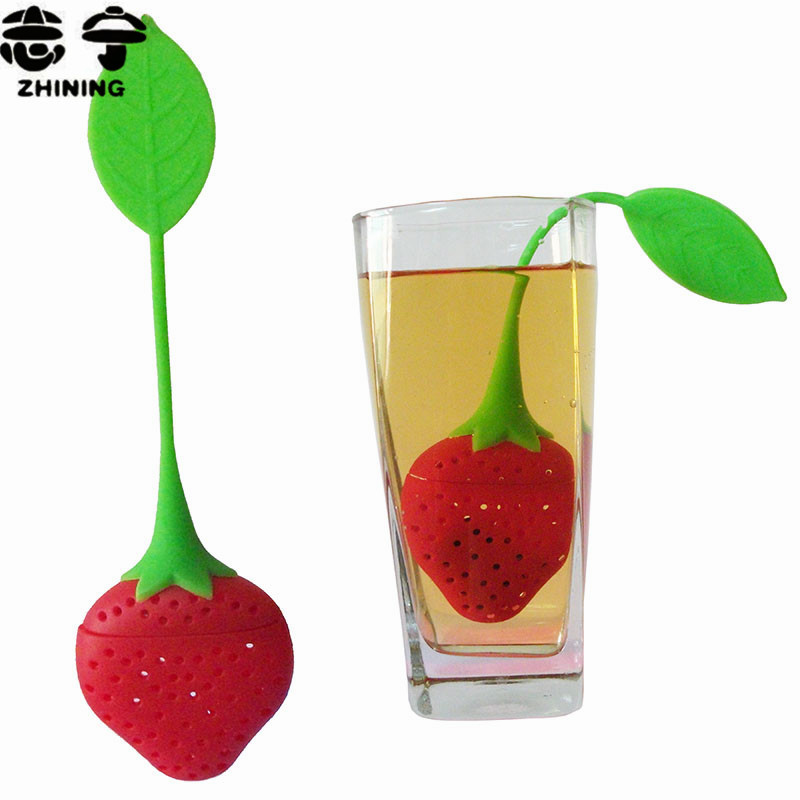 Aliexpress Com Buy Tea Leaf Strainer Lovely Silicone