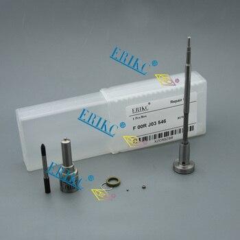 Wtryskowa ERIKC zestawy naprawczy F 00R J03 546 (F00RJ03546) części zamienne do wtryskiwaczy F00R J03 546 garnitury wtryskiwacza 0 445 120 361