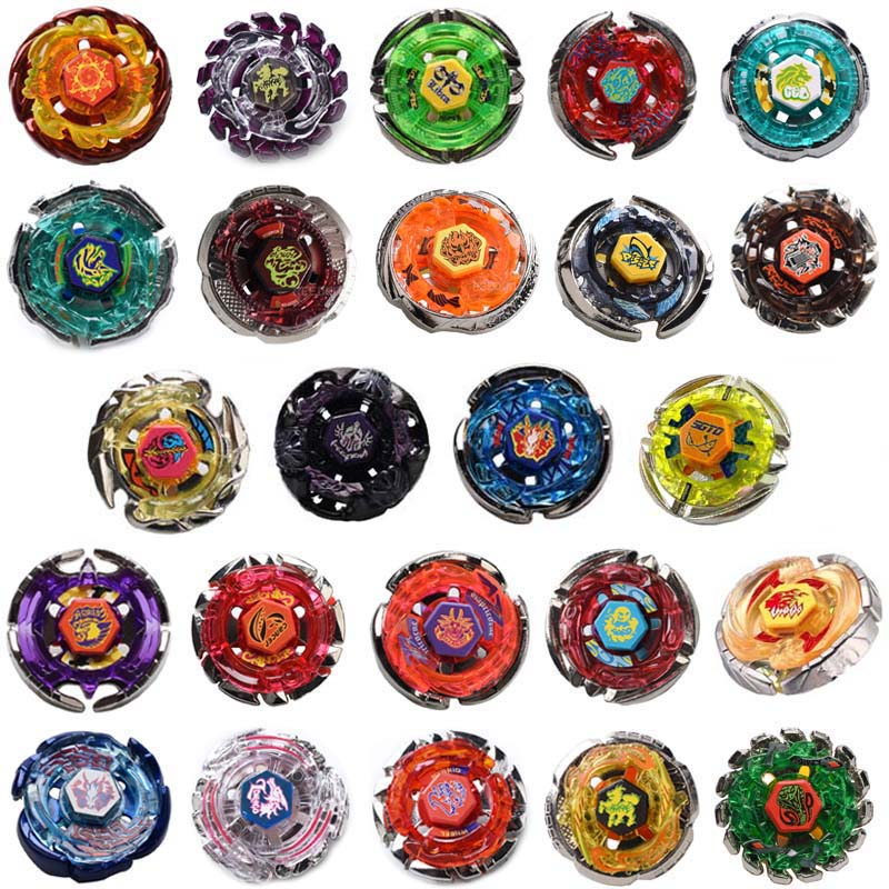 Beyblade Burst Bayblade Toy Galaxy Pegasus Metal Fusion 4D Legends Beyblade Without Launcher Spinning Top Toys For Children #D