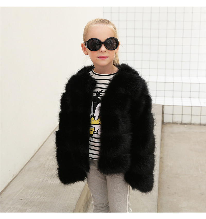 kids fur coat 4880429809_741428826