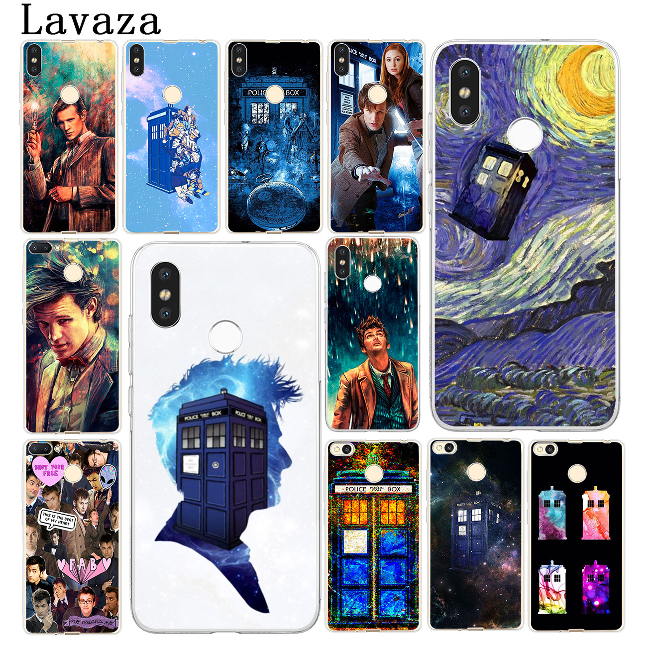 Cellphones & Telecommunications Tardis Box Doctor Who Cover Soft Silicone Tpu Case For Xiaomi Redmi 3 4x 4a 5 Plus 5a S2 6a 6 Pro Note 7 5 6 4 3 5a