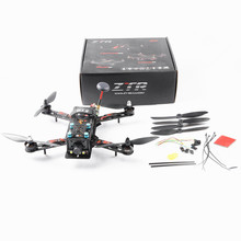 RC FPV QAV250 QAV280 Racing Drone dengan 5045 Propeller FC CC3D 23000RMP 20A ESC untuk Starter