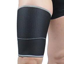 Компрессионные гетры поддержка брекета подкладка на бедро для голени бегущая работа баскетбольная болячка мышцы более быстрое восстановление