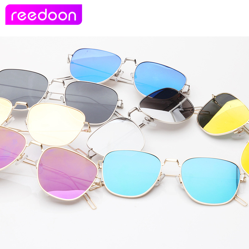 1ca7c5a3c8 Hot Sales reedoon oculos Fashion Star Sunglasses Women Men Aviator  Polarized Mirrored Lens UV Protection Sun Glasses De Sol S720-in Sunglasses  from Apparel ...