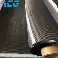 Biaxial Carbon Fiber Cloth 200GSM 45 0 90 Direction 12K T700 Carbon Biax 1 27m Width