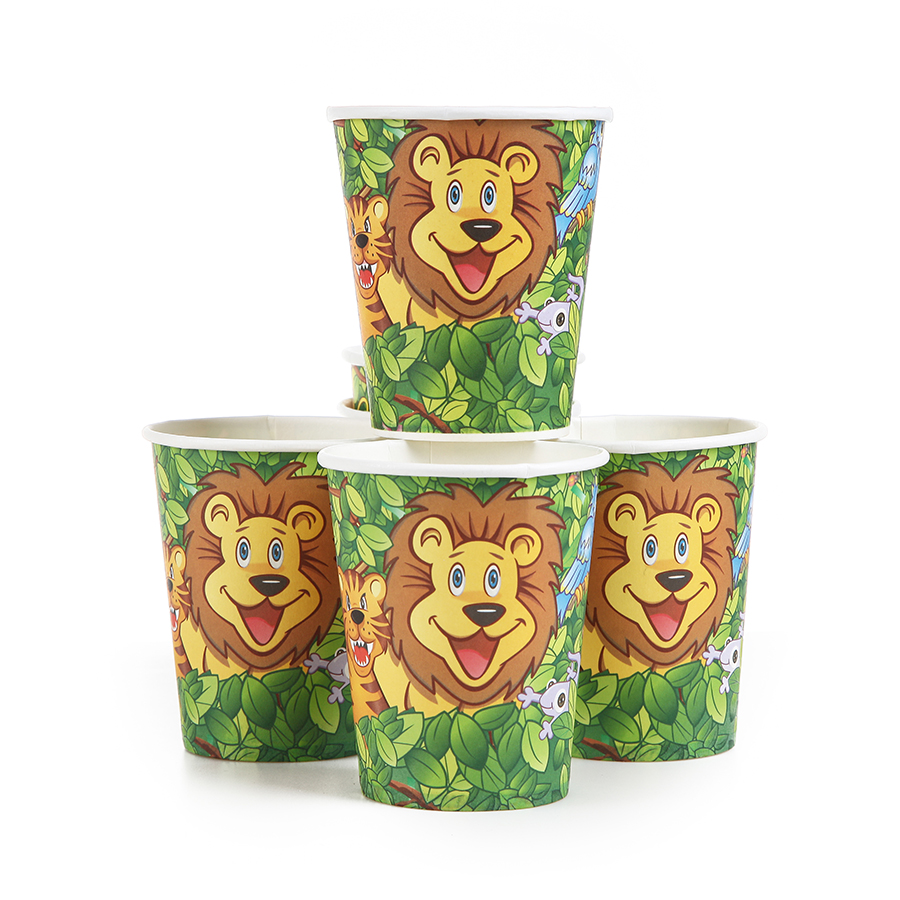 US $24 58 25% OFF|90PCS/lot Wholesale Good quality 1st Lion Theme Party  decorations Baby Happy Birthday wedding event party supplies for kids-in  Party