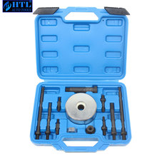 Guide Rail Pin Slide Hammer Puller Set Rail Pin Extractor For BENZ BMW