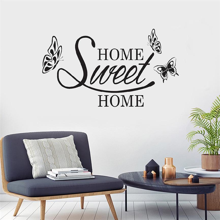 Removable Vinyl Decal Art Mural Valentine's Home Living ...