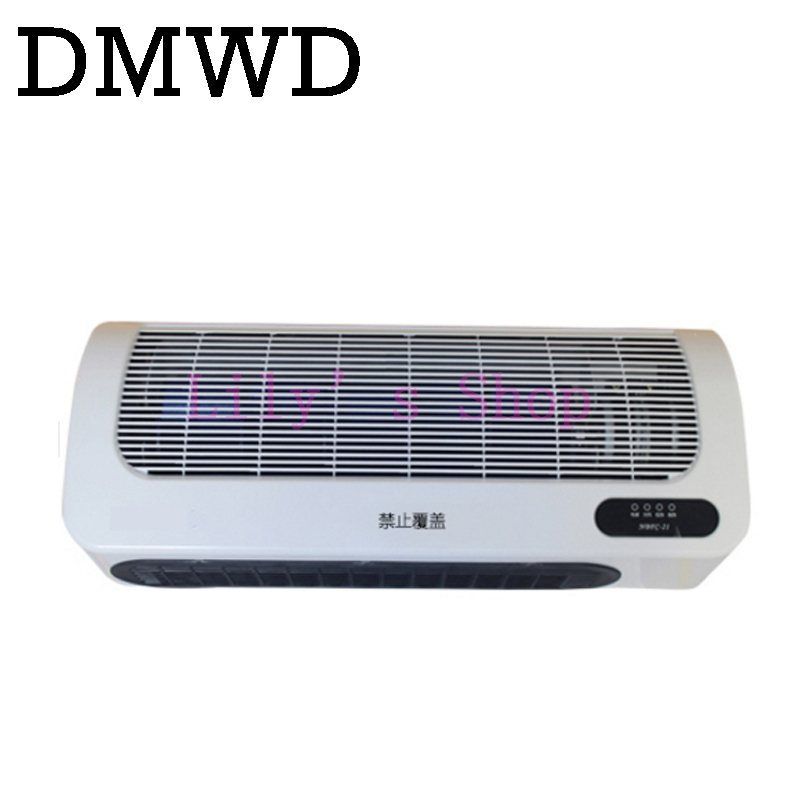 Portable Electric heater fan bathroom wall hanging Warm Air Blower radiator heating dual use cool warm fan machine EU US BS plug 3000w electric heater high power air blower air heater for bathroom household industrial dryer hot air fans bgp 1403 03t
