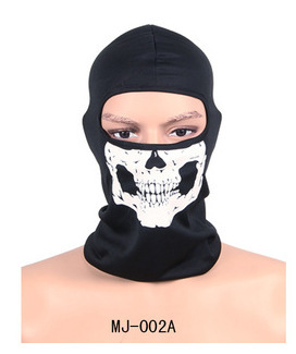 Motorcycle riding mask, skull mask, CS mask ghost army fan caps, outdoor equipment supplies wholesale