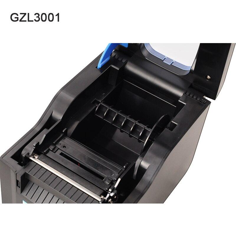 Thermal label printer USB 80mm Thermal Transfer Printer Receipt Barcode Printer 80mm Print Width for POS Logistic Jewlery Retail - 5