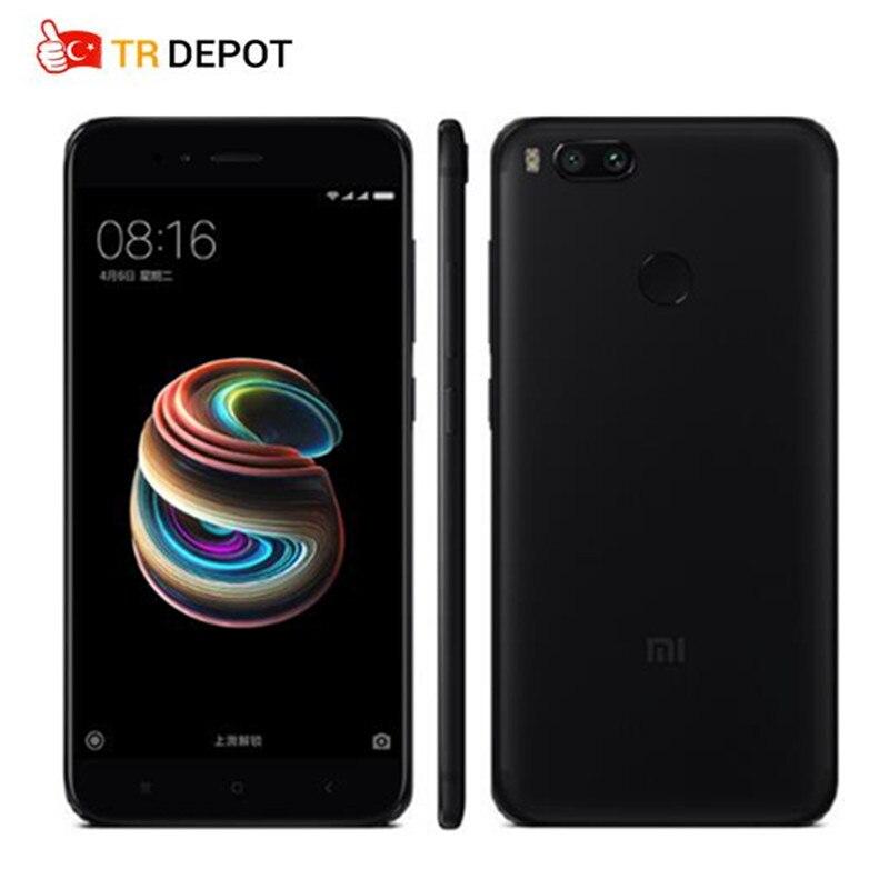 D'origine Xiaomi Mi 5X Mi5X Snapdragon 625 Octa base Smartphone 4 GB 32 GB FDD 5.5