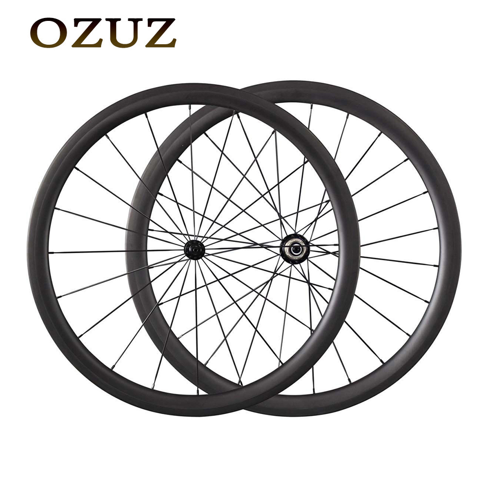 Tax included ultra light 38mm cycling carbon wheels 23mm wide clincher tubular 3k road bike wheels 700c bicycle powerway r13 детский ночник lucide hippo 71556 21 35