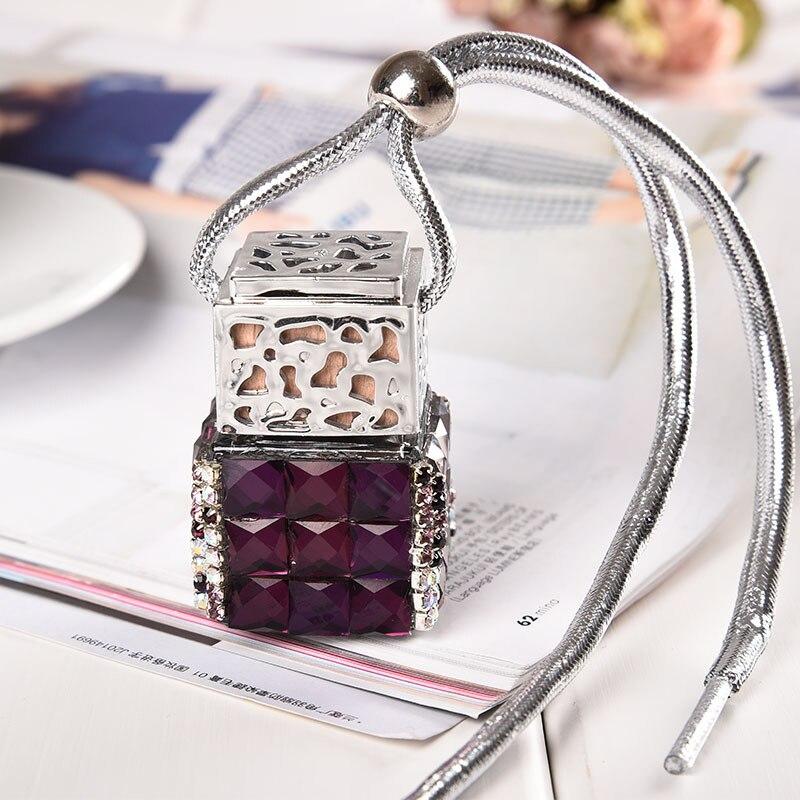 Hoogwaardige Auto Parfum Hanger Kristal Parfumflesjes