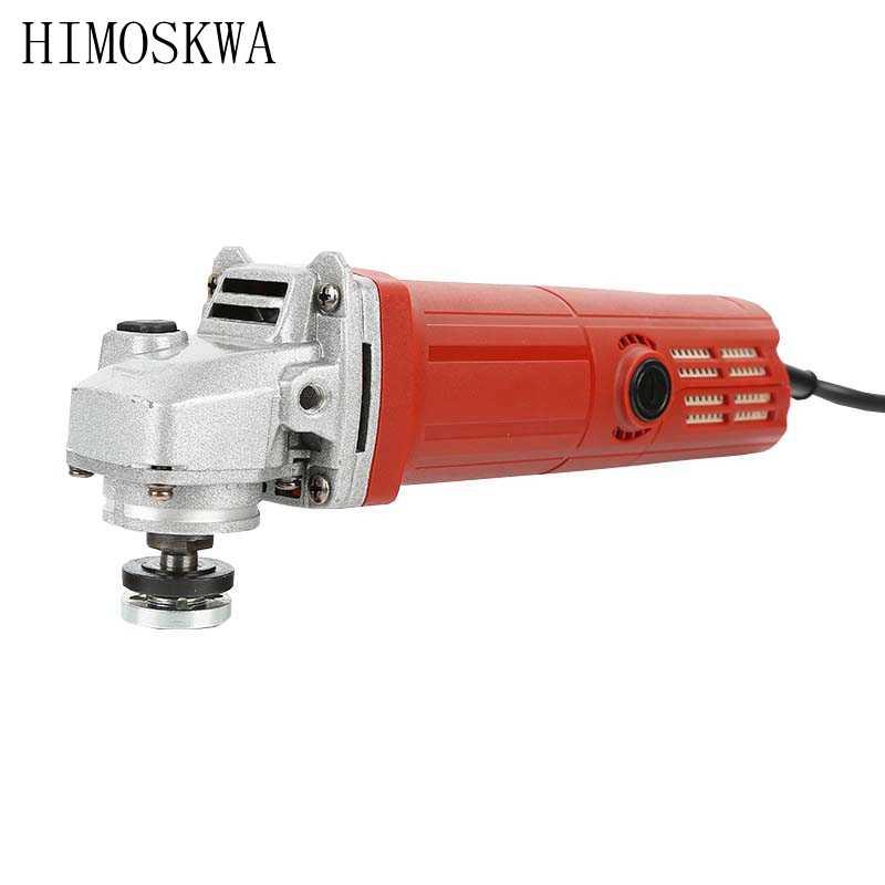HIMOSKWA 220 В 11000 об/мин 115 мм Электрический инструмент шлифовальный станок