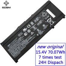 GZSM 노트북 배터리 SR04XL HP OMEN 15 CE 15 cb 15 CE015DX TPN Q193 TPN Q194 TPN C133 TPN C134 HSTNN DB7W 917724 855